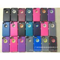 工厂otterbox Defender iPhone6 4.7手机壳防震防摔防尘3防保护套