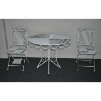 厂家直销   意大利手工工艺  时尚铁艺餐桌椅