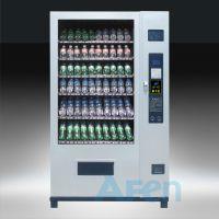 供应中吉冷藏型全自动售货机(瓶装、罐装)自动贩卖机 饮料机