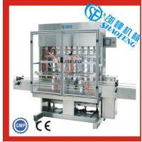 【邵峰机械】自动酱灌装生产线 香辣酱灌装机 常压 瓶 液体