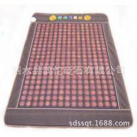 天然泗滨砭石电热双控温按摩床垫 厂家直销批发零售一件代发