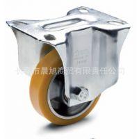 供应GANTER品牌进口工业转动轮 注模聚氨酯脚轮RE.F5