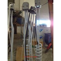 电镀槽专用铁氟龙加热管 厂价出售JXC-F05电镀设备专用加热管