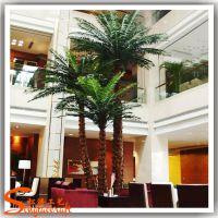 广州松涛供应仿真植物 仿真棕榈树 室内装饰人造棕榈树 假树