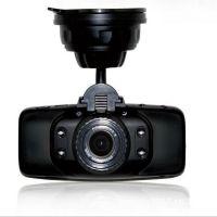 GS5000行车记录仪 分离式双镜头 重力感应带GPS轨迹 安霸方案