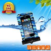 热销索尼z2防水包 泡澡测温型防水套 手机防水袋