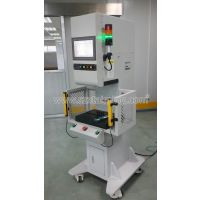 福州单柱伺服压装机/空调电机轴伺服压装机