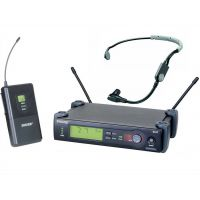 Shure|舒尔 SLX14/SM35 无线头戴耳挂话筒/麦克风/咪头