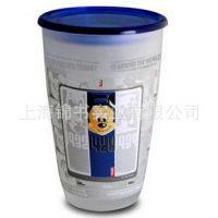 积分促销礼品迪士尼Disney正品/蓝白写真米奇马克杯/DSM-2532
