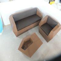 厂家玻璃钢家具组合吧椅 异形创意时尚休息椅 商场创意休闲椅人面人脸椅雕塑