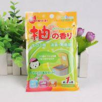 家居清洁产品 垃圾桶柚香消臭剂 厨房卫生间桶去味剂芳香剂 Q02