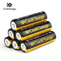 酷改18650锂电池骑行运动户外配件3000毫安3.7伏强光手电通用电池