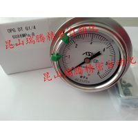 供应OPG-DT-G1/4-60x6MPa-B 日本ASK压力表 油压表