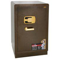 得力3606指纹保险箱家用迷你3C认证密码保险柜