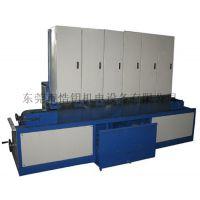 供应佛山/HY——325六组自动输送水磨机 锁面板、CD面板、熨斗、铝型材拉丝机