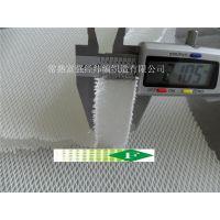 常熟富强供应3D床垫网布批发 三明治透气网布材料 高端家纺材料的不二选择