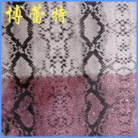皮革厂家提供pvc皮革印花加工