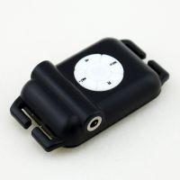 厂家直销 防水MP3 运动MP3水下MP3夹子mp3 带臂膀MP3配防水耳机