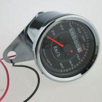 赛普供应摩托车改装里程表 SP-206摩托车改装时速表  改装仪表
