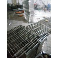 加工热镀锌钢格板玻璃格栅板沟盖板(格栅板)不锈钢网格板钢梯平台踏步板立柱