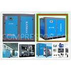 90Kw Motor Driven Air Compressor With MANN Air Filter Element