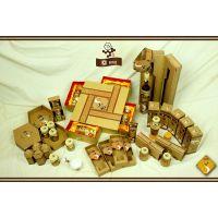 供应郑州高档蜂蜜盒子加工/生态土蜂蜜纸盒/精美蜂蜜礼品盒装加工