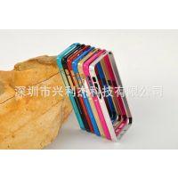 供应厂家直销苹果iphone5c金属边框外壳 5C剑客金属手机保护套