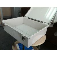 塑料防水盒 配电箱 仪表盒 外壳 铰链型