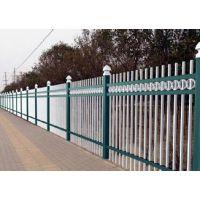 厂家供应河北锌钢围栏 锌钢护栏 锌钢栅栏双梁A型护栏