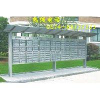 供应宁波钢导信报箱 厂家直销 400-006-1708 可定制400-006-1708