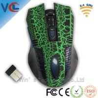电脑周边大气游戏鼠标产品 手感舒适6按键游戏鼠标方便快捷