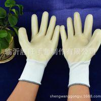 舒耐特pvc全挂 平挂小半挂中半挂大半挂 pvc手套厂 黄胶挂胶手套