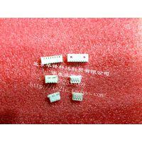 1.25MM-6P 6芯条形连接器接插件 小白座 接线端子 插座+插头+簧片