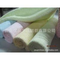 厂家直销 竹纤维方巾  口水巾  清洁巾 超舒适柔软 婴童用品34*34