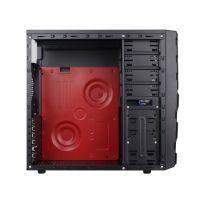 供应游戏将军 狂龙V6游戏电脑机箱USB3.0电脑空箱3D散热机箱