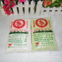 供应怡泰批发 烘焙原料 泰国鳄鱼牌西米 椰汁西米露专用500g 白色绿色