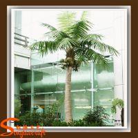 仿真椰子树制作 广州松涛仿真树工艺 景观树工程