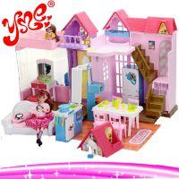 2014正品芭比娃娃甜甜屋 乐吉儿尔梦幻甜蜜家园女孩公主玩具火爆