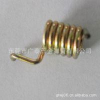 黄江弹簧厂生产7号电池片弹簧 电池片弹簧片 电池弹片 弹簧片