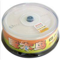 供应厂家批发啄木鸟 刻录盘 空白光盘DVD-R空白碟片25片厂家直销