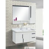 供应浴室柜实木浴室柜欧式实橡木落地柜洗手洗脸洗漱台脸盆