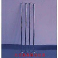 北京多用途皮托管S型10*2800mm价格,靠背管价格,空速管材质,风速管