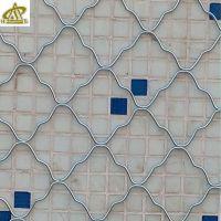 广州美格网 菱形防护网 美格网栅栏