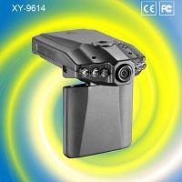 供应汽车行车记录仪 2.5寸高清夜视车载录像机XY-9614