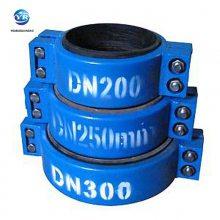钢制柔性管接头DN100PN1.6,卡箍接头,10年管接头专业生产厂家
