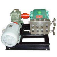 厂家直销永鹏牌3DP-35型高压往复泵(批发价)