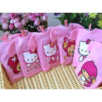 hello kitty 热水袋 小号毛绒卡通迷你暖水袋暖宝宝暖手袋暖手宝