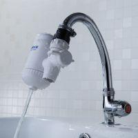 斯普威尔厨房水龙头净水器 家用直饮过滤器 自来水净化器