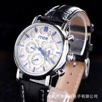 速卖通厂家直销批发 机械表 女士带钻多功能手表