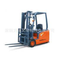 深圳供应龙工叉车LG13BE蓄电池平衡中重式叉车,载重1.3吨